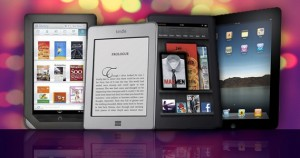 Tablets as eReaders