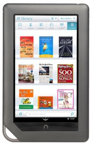 Nook Color Features