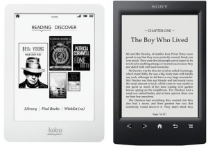 Kobo & Sony Collaboration