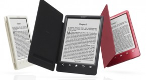 Sony PRS-T3 eReader Discontinued