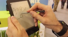 Netronix Showcases New eReader with Wacom Technology